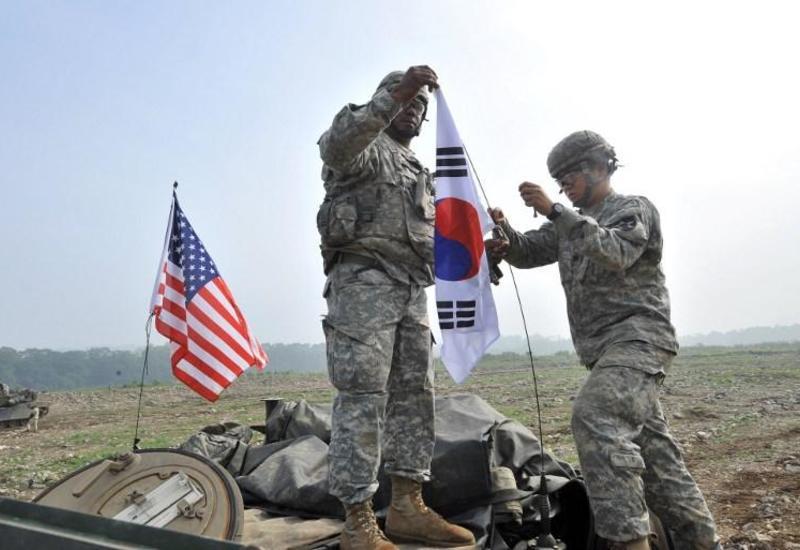 КНДР призвала США отказаться от проведения совместных учений с Южной Кореей