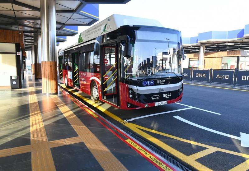 В Баку могут появиться автобусные остановки нового типа