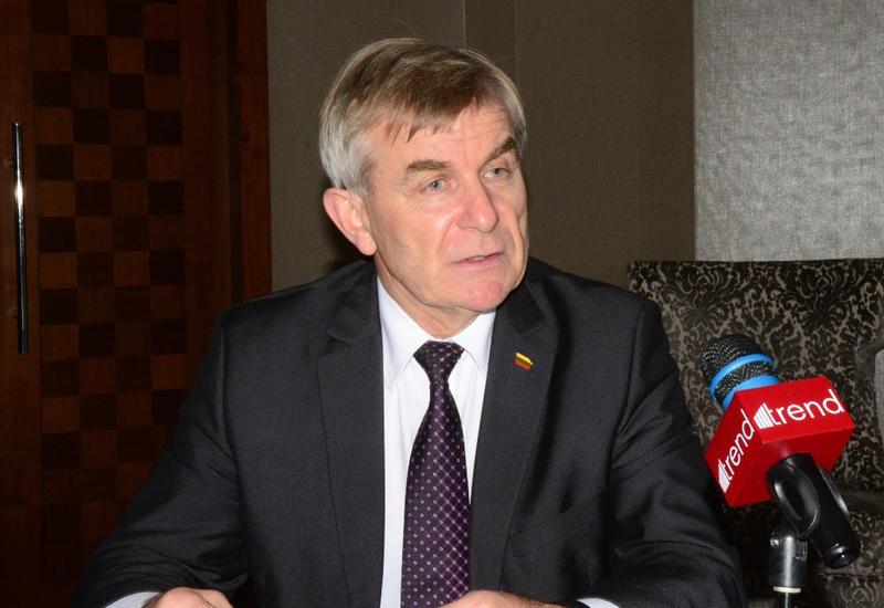 Азербайджан и Литва намерены поднять отношения на более высокий уровень