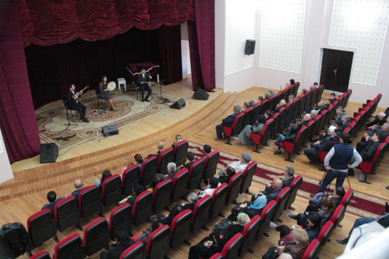 Центр мугама представил в Нардаране проект «Путешествие в мир мугама»