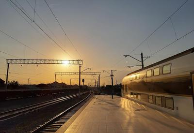 Будущее азербайджанских железных дорог  - транзит, реалии и проекты