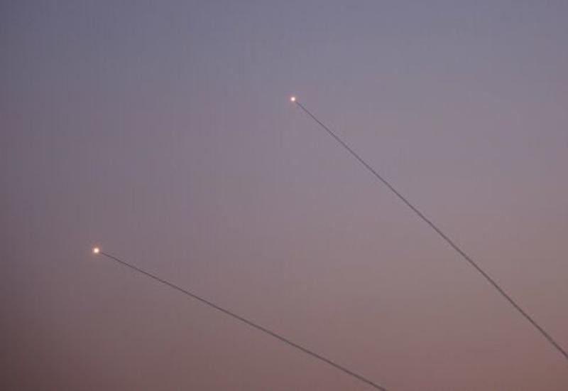 В армии Израиля сообщили о перехвате выпущенной из Газы ракеты