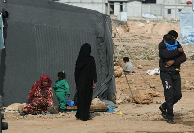В Сирию за сутки вернулись почти 1000 беженцев