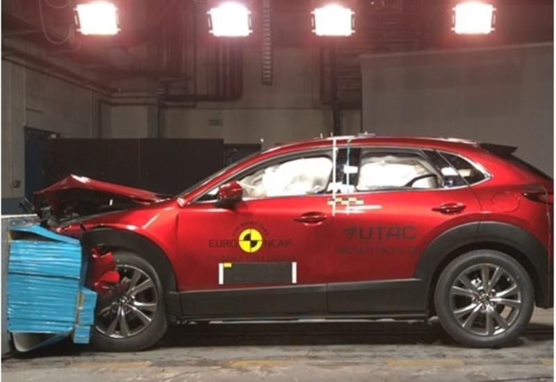 Названа самая безопасная машина за всю историю краш-тестов