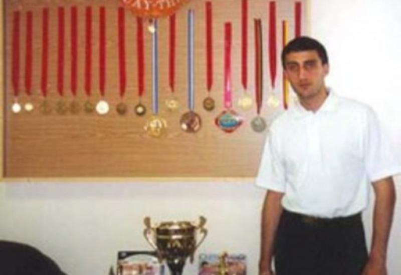 В Москве застрелили армянского спортсмена