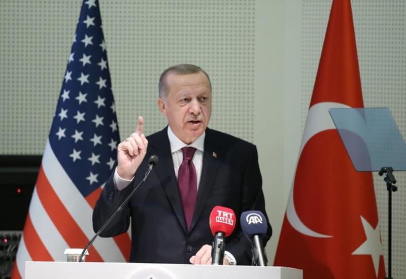 Эрдоган заявил о невозможности отказа от сделки по С-400 с Россией