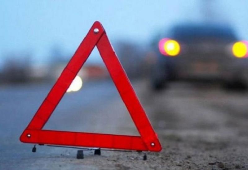 В Гяндже столкнулись два автомобиля, есть погибший
