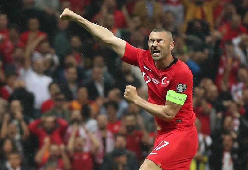 Сборные Турции и Франции по футболу отобрались на ЧЕ-2020
