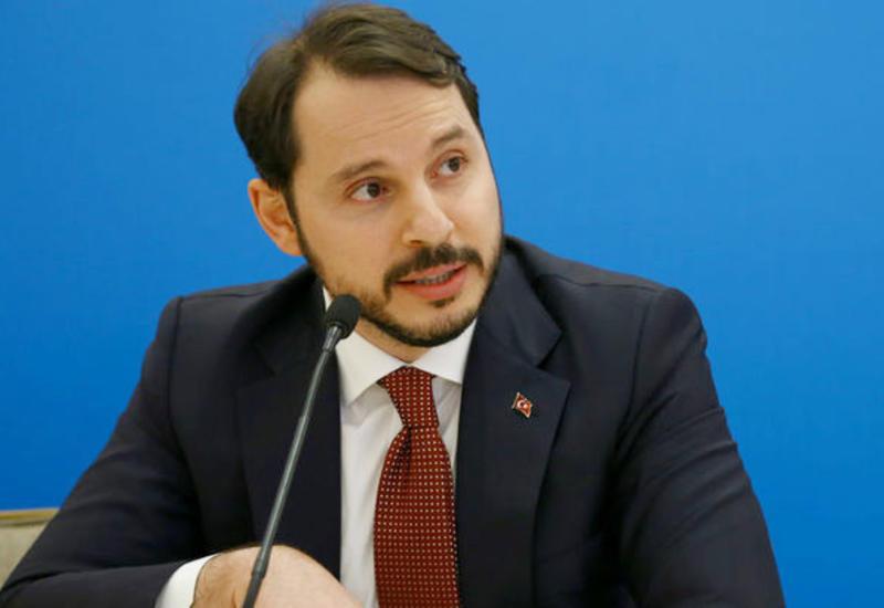 Глава минфина Турции назвал плодотворной встречу между турецкой и американской делегациями