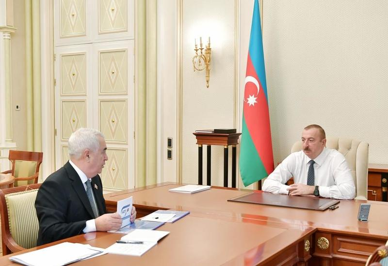 Президент Ильхам Алиев: Азербайджан превратился в очень надежную и важную транзитную страну