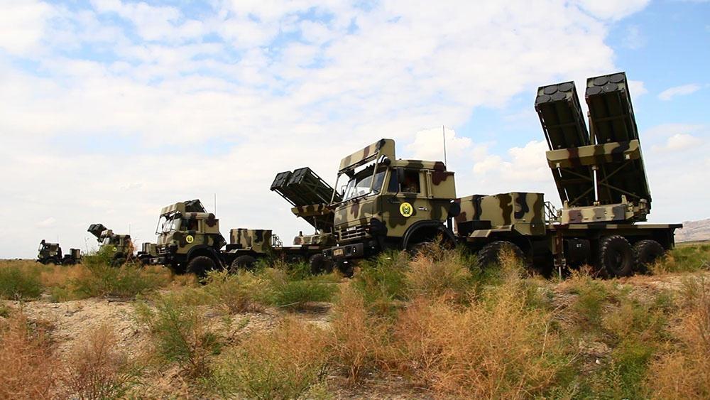 Азербайджанские войска передислоцированы в рамках масштабных учений