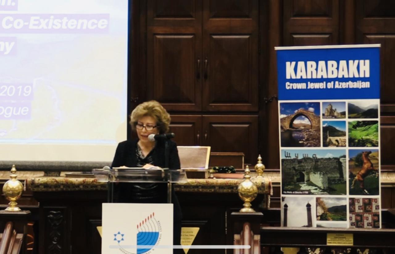Азербайджанка, выжившая в Ходжалы, встретилась в США с свидетелем Холокоста