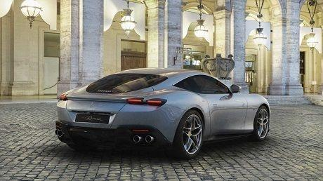 Ferrari презентовал новый суперкар
