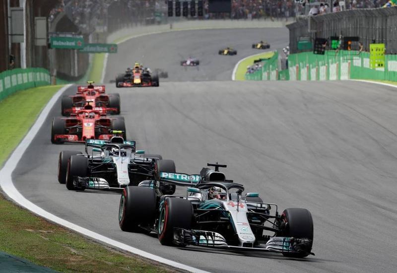 Предпоследний этап сезона Формулы-1 стартует в Бразилии