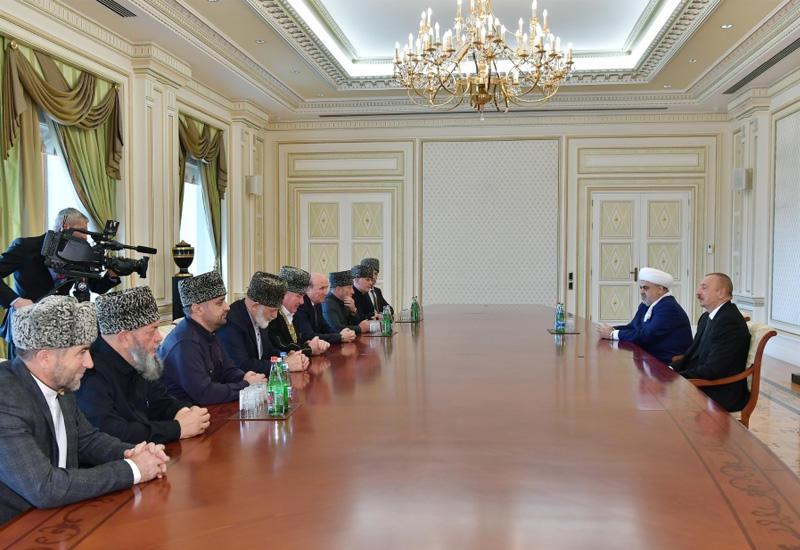 Президент Ильхам Алиев: Сегодняшний Азербайджан – это результат героической деятельности Гейдара Алиева