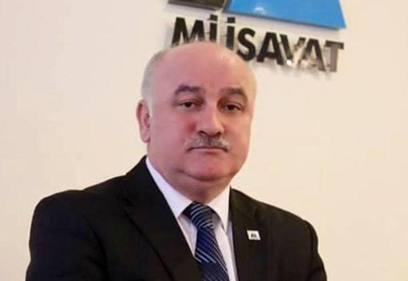 Ариф Гаджылы испугался журналистов и не пришел в штаб-квартиру партии