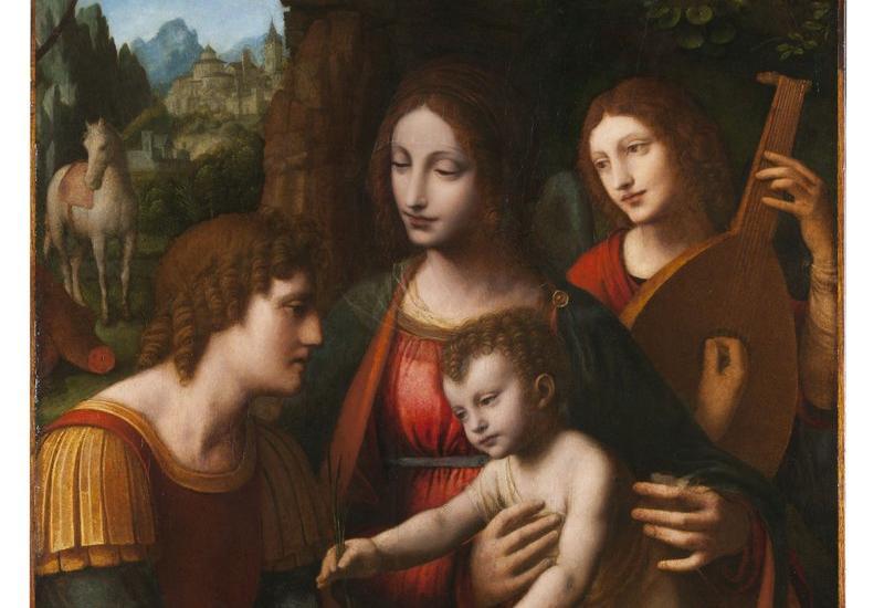 Картина ученика Леонардо да Винчи ушла с молотка за более чем 2 млн евро