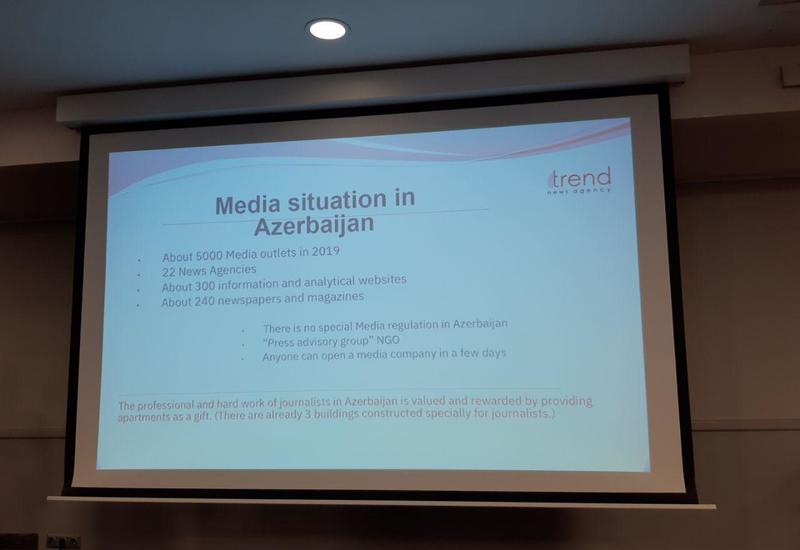 Европейская медиа-конференция: Азербайджан впереди Европы всей