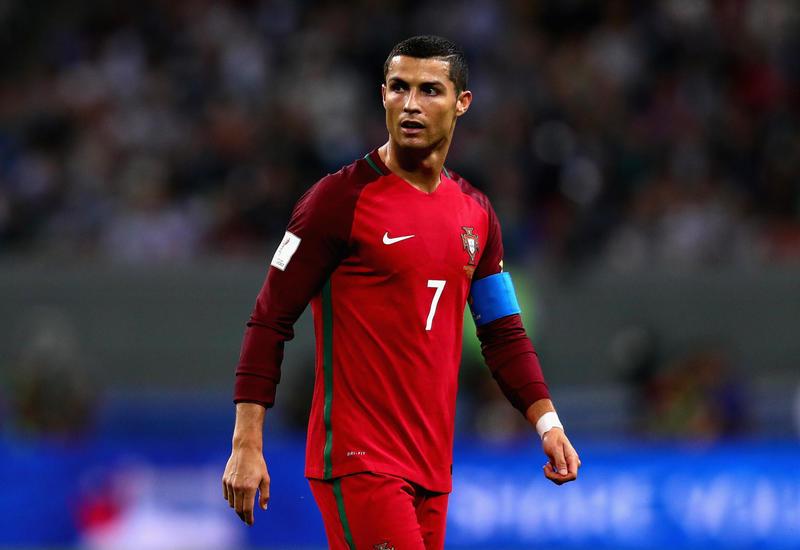 Хет-трик Роналду помог сборной Португалии разгромить команду Литвы в матче отбора ЧЕ-2020