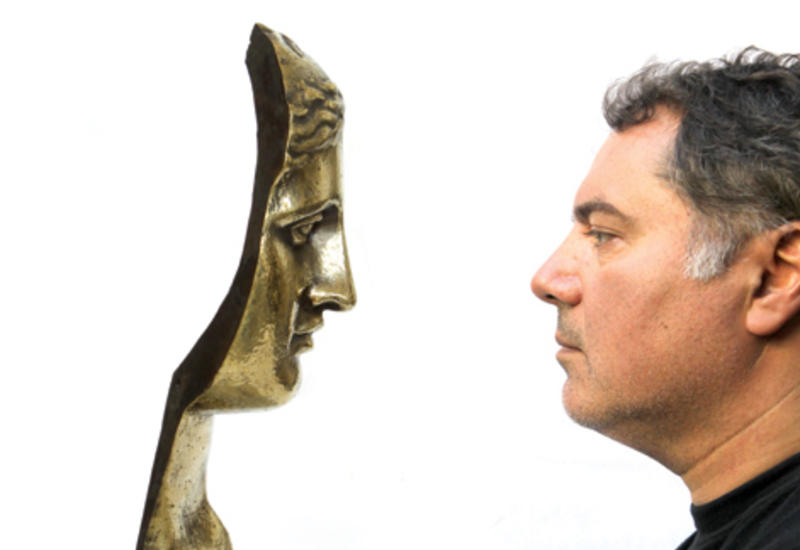 Известный скульптор Теймур Рустамов: «Человек без вкуса не может заниматься искусством»