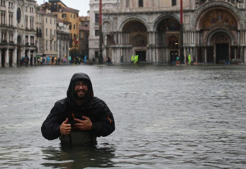 Венеция ушла под воду, туристы массово отказываются от поездок