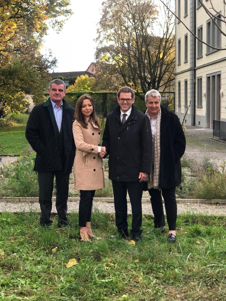 В Швейцарии отведен земельный участок для дерева, посвященного Азербайджану