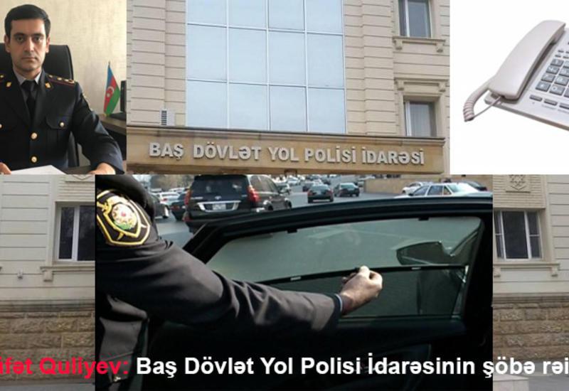Yol polisi təsdiqlədi: plyonkaya CƏRİMƏ YAZILMAYACAQ