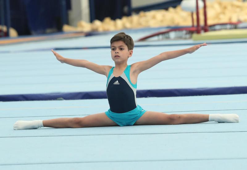 Определились победители 26-го Чемпионата Азербайджана и первенства Баку по мужской и женской спортивной гимнастике