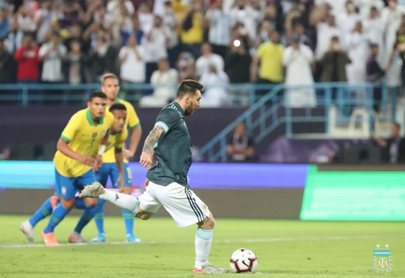 Месси вернулся в сборную и отомстил Бразилии