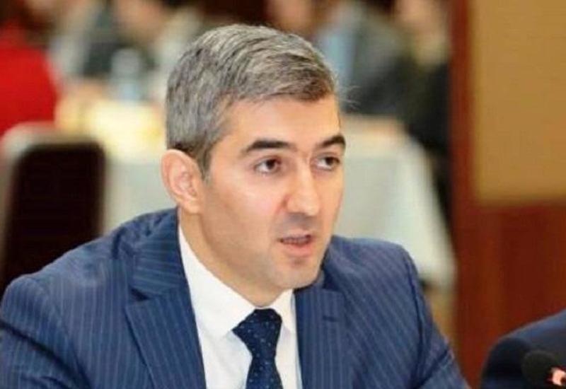 """Vüsal Hüseynov: """"Azərbaycan ərazisinin qeyri-leqal miqrasiya üçün istifadə olunması çox az ehtimal olunur"""""""