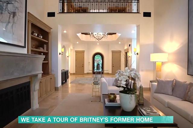 Бывший особняк Бритни Спирс продается за 7,5 млн долларов