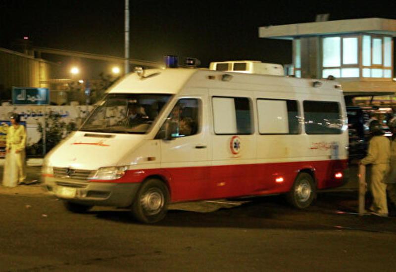 В Египте опора линии электропередачи упала на людей, есть жертвы