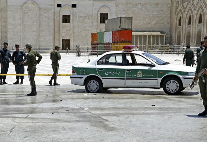 Протесты в Иране, 40 задержанных
