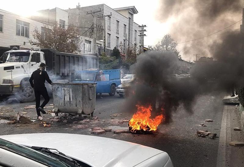 Иранские власти объявили о выявлении зачинщиков беспорядков в стране