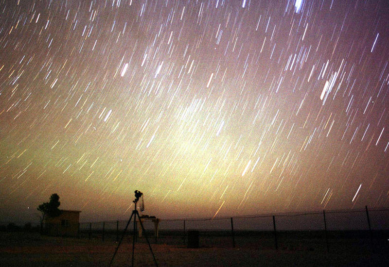 Луна помешает наблюдать ярчайший поток метеоров