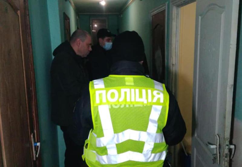 Взрыв в общежитии Киева, есть жертвы