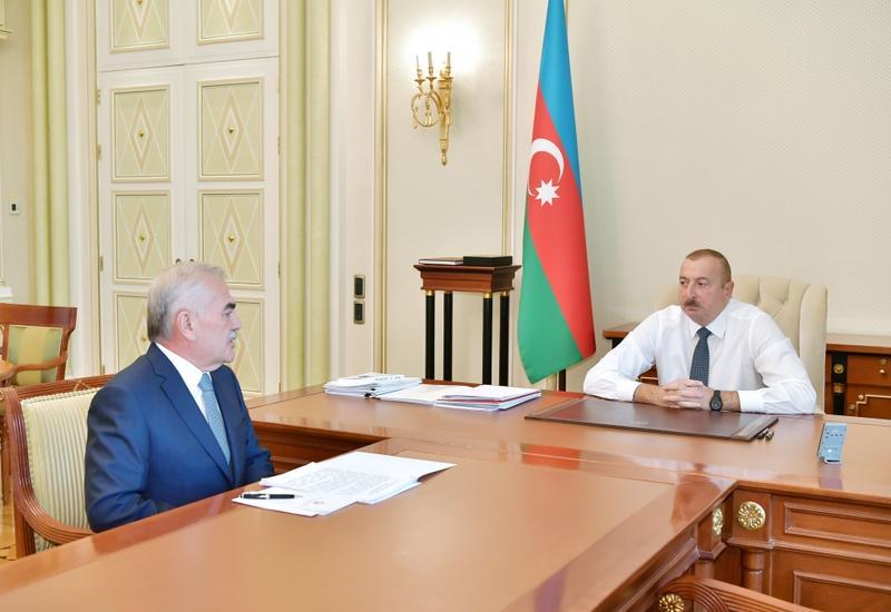 Президент Ильхам Алиев: Нахчыван уже много лет живет в условиях блокады, но несмотря на это республика укрепляется и продолжает большой путь развития