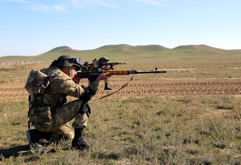ВС Армении вновь обстреляли азербайджанские села