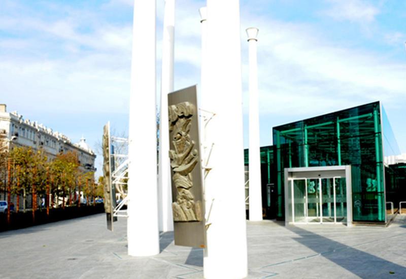 Грузинский телеканал показал сюжет о Международном центре мугама