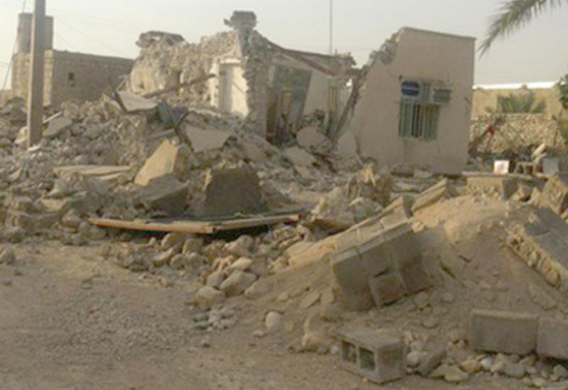 В Иране вновь произошло землетрясение