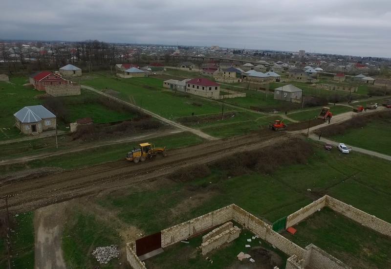 В Азербайджане завершается реконструкция важных региональных автодорог
