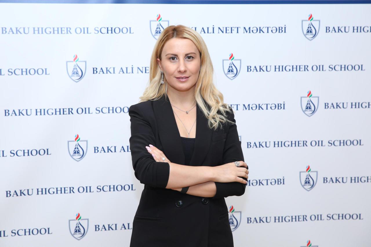 Новое назначение в Бакинской высшей школе нефти