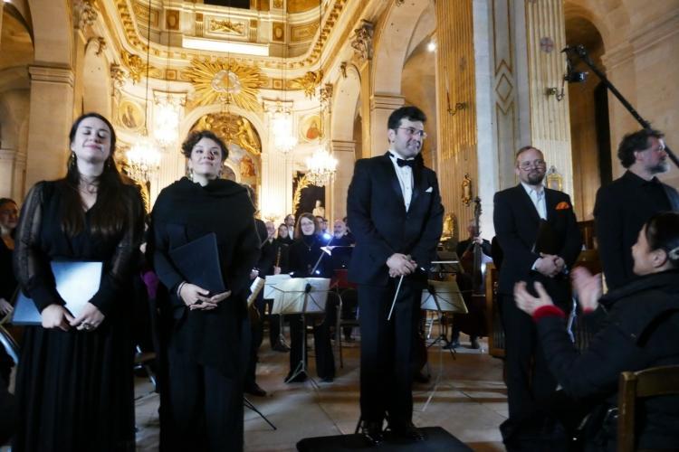 Успех азербайджанского дирижера в Париже