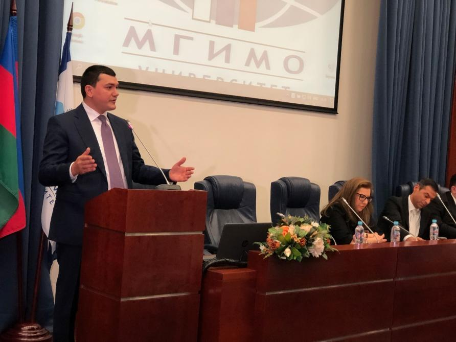 В МГИМО открылась Неделя Азербайджана