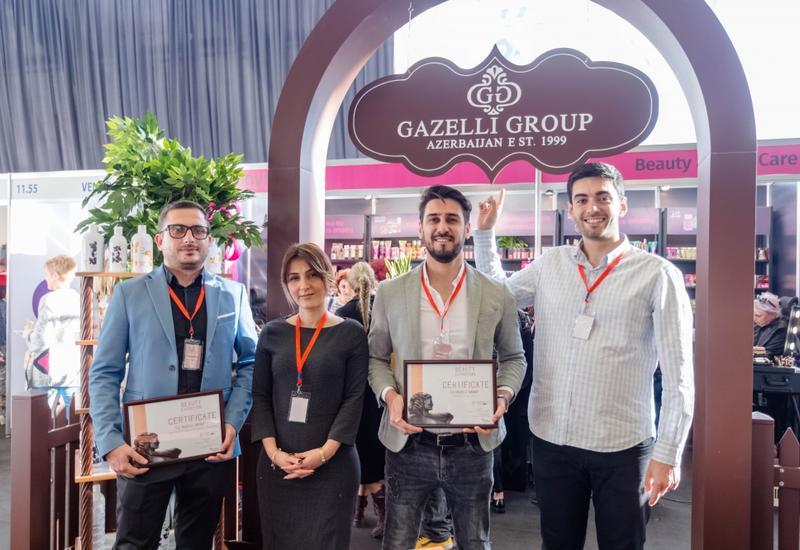 Gazelli Group вновь стал победителем международной номинации