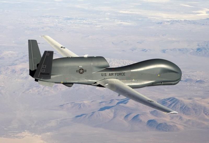 США впервые задействовали два беспилотника для проведения разведки у границ России