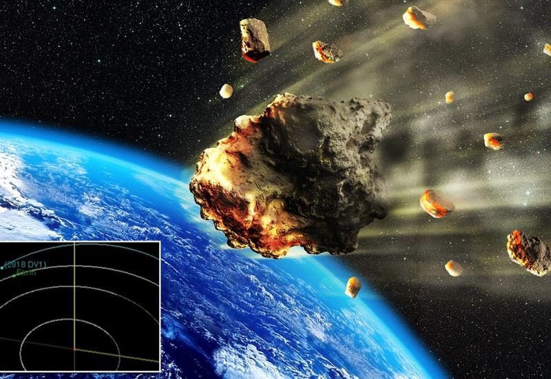 NASA сообщило о приближении астероида, который уничтожит планету