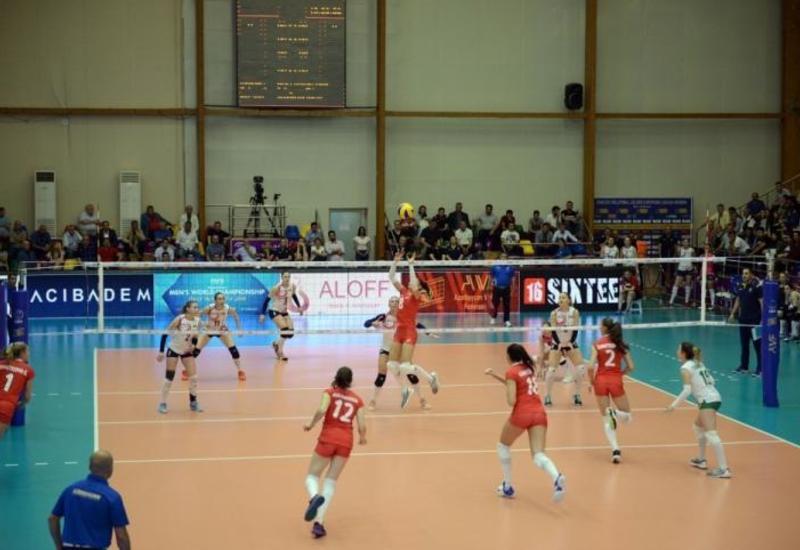 В Азербайджане создана новая волейбольная команда
