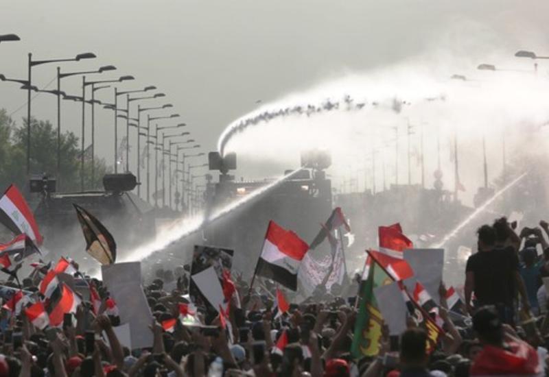 МВД Ирака отменило режим максимальной готовности из-за беспорядков