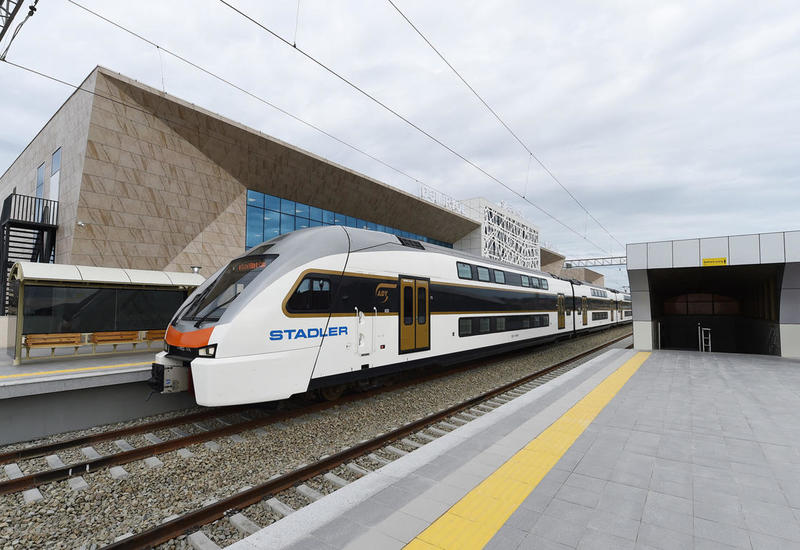 Движение поездов Баку-Сабунчи-Баку будет приостановлено